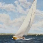 High Tide in Full Roar SOLD