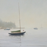 Front Harbour Morning SOLD